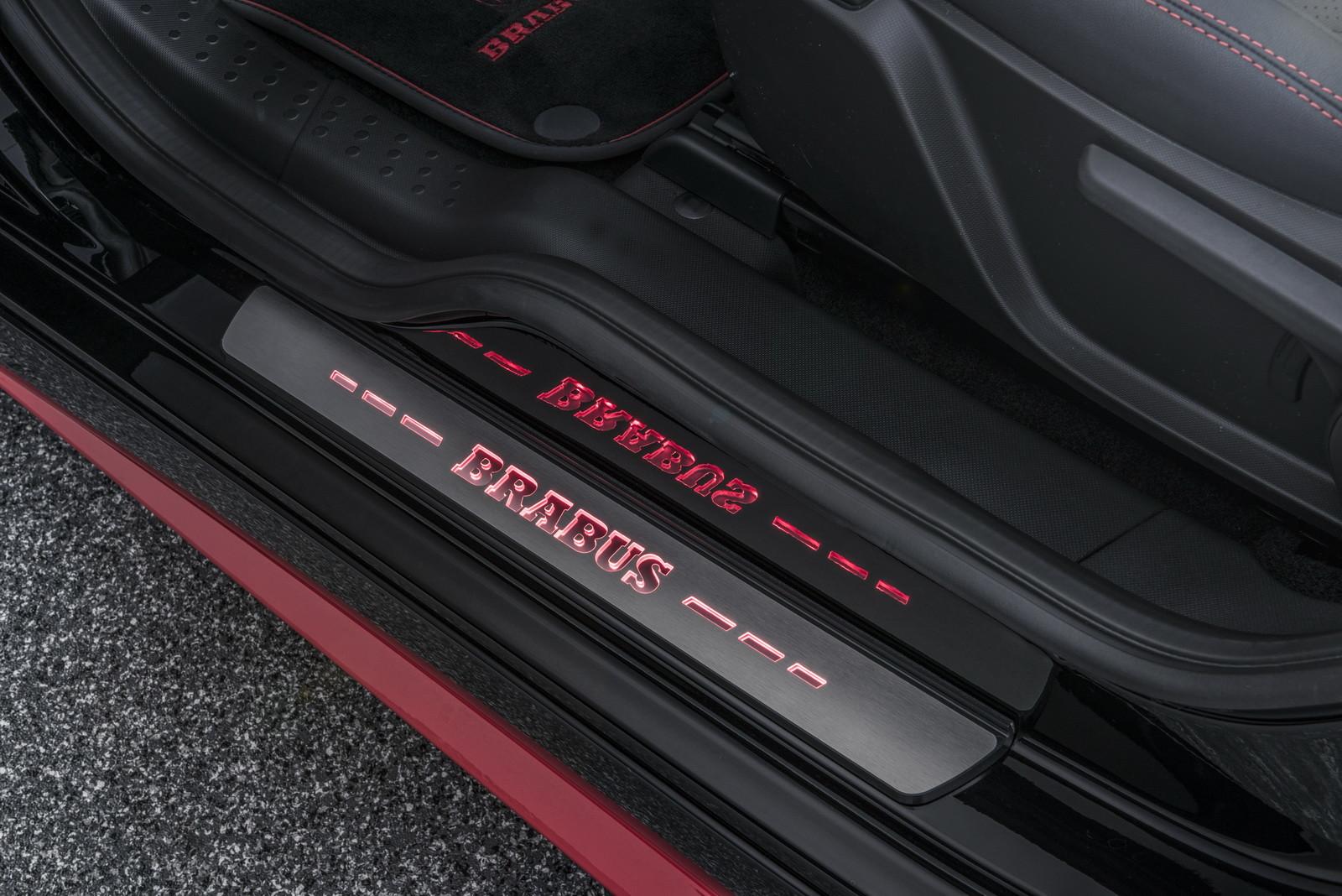 Ya disponible la edición limitada a 125 unidades del BRABUS 125R Edition