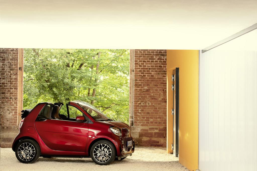 Smart presenta la nueva generación de smart EQ 2020